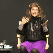 Jennifer Esposito at her StrasbergTalk