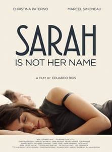 Sarah Is Not Her Name_poster