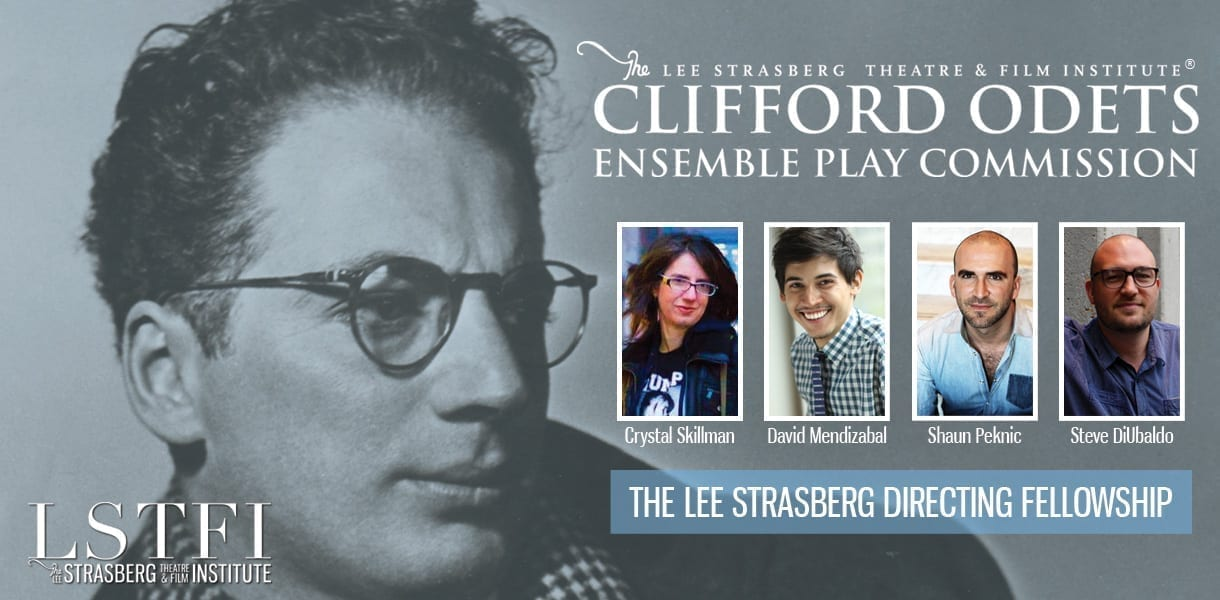 clifford odets ensemble play commission