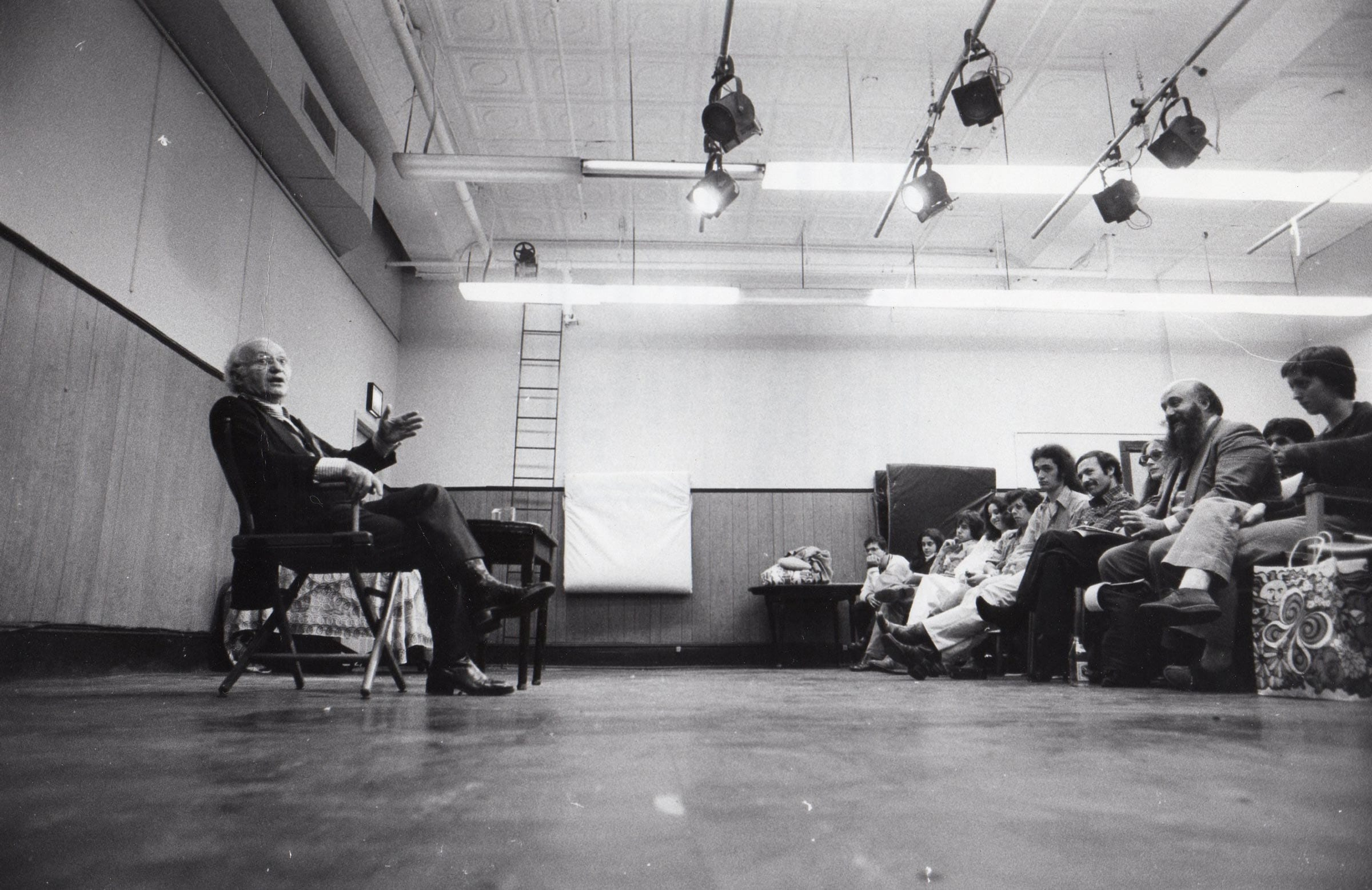 lee strasberg teaching