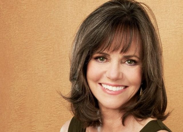 Sally Field Actress and Strasberg Alumna