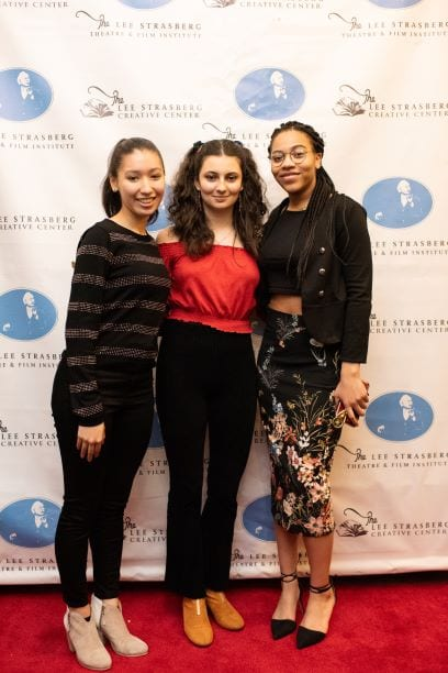 Young Artists at the 2019 Film Festival