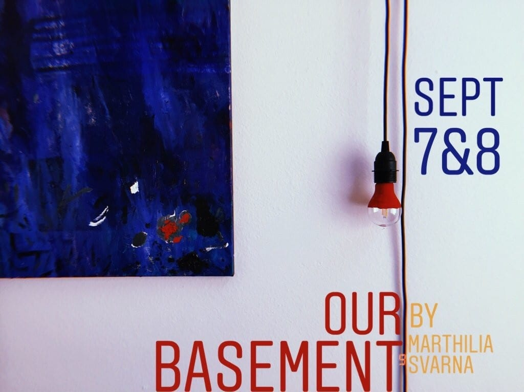 Our Basement Poster- USA