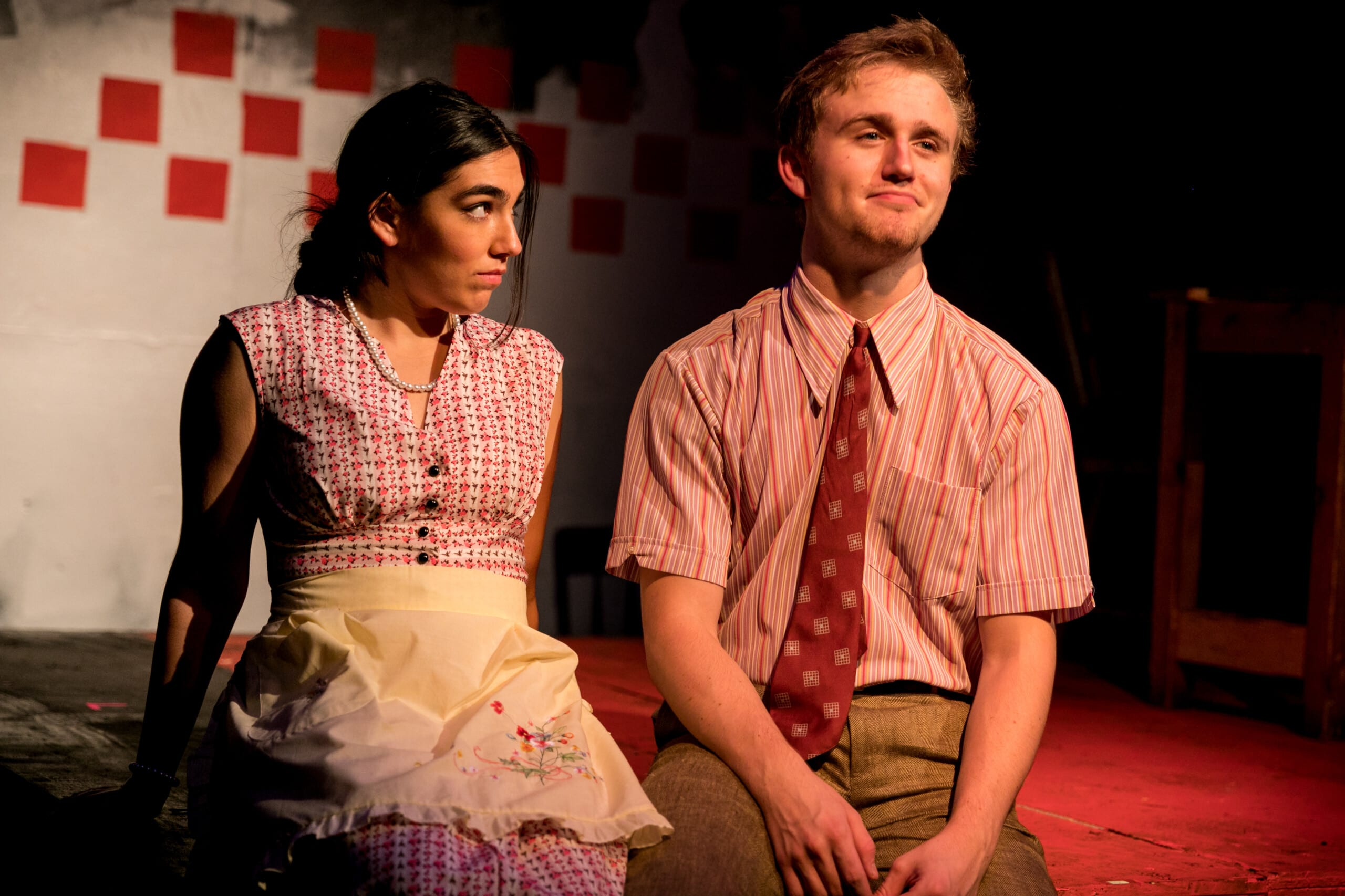 what of the night student production